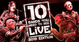 10 Bands You Need To See Live