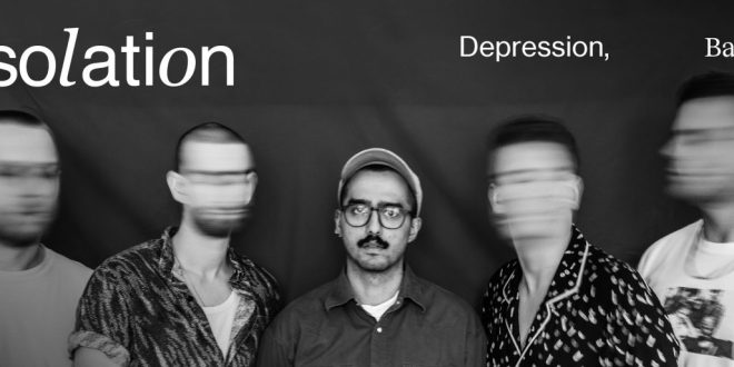 """Indie Band Depression, Baby Release New Single """"Isolation ..."""